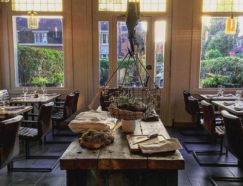 Le Restaurant à Lille